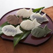 越後もちもち鯛焼きセット 株式会社新郷屋  新潟県 新潟県産コシヒカリの「米粉」を配合した新食感のもちもち鯛焼き
