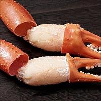 稚内産紅ズワイガニ爪 〔1kg〕 北海道 蟹 そうべい