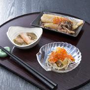 豪華松前漬け詰め合わせ 兼八水産株式会社 北海道 数の子、いくら、ずわいがになど海産物を贅沢に使った函館の老舗の味