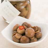 チェルキオピクルス 7個セット によどマッシュルーム生産組合 高知県 ピクルス嫌いの方も酢の物の感覚で食べられます