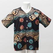 大人魚がしシャツ(M・L・LL) 株式会社油屋呉服店 静岡県
