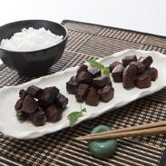 磯ふうみ(M33) 山上水産株式会社 静岡県 焼津港に水揚げされた鰹、鮪を、焼津の伝統製法で仕上げた地元色豊かな角煮です。