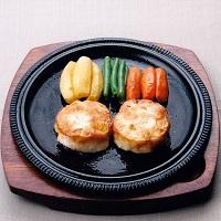 紋別ほたて貝柱ステーキ 〔(50g×5個) ×2袋〕
