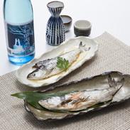 十和田湖ひめますと地酒 有限会社もりた観光物産 青森県 十和田湖名産のひめますを肴に美味しい地酒が味わえる。