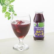 丸末農業生産 青森県 完熟ぶどう100%果汁 ぶどうジュース20本セット〔180ml×20〕