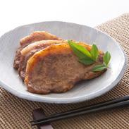 八戸美保野ポーク豚ロースみがき大豆味噌たれ漬けセット 美保野グリーン牧場株式会社 青森県 風味ある豚ロース肉味噌漬け。