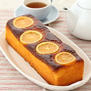 オレンジケーキ〔オレンジケーキ(大)550g×2本〕