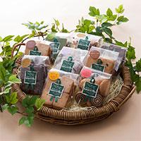 クッキー詰合せ 手作りクッキー・ノチェロ 滋賀県 80年以上受け継いできた手作りの伝統を大切にしながら丁寧に焼き上げました。