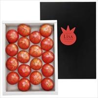 リサ・フルーツトマト 化粧箱入り 〔約1kg〕 トマト 野菜 高知 おかざき農園
