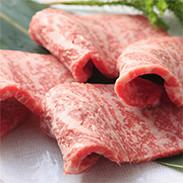前沢牛バラ焼肉用カルビ400g 株式会社アリメント 岩手県 見事なサシ(霜降り)はまさに芸術品。見た目も味わいも最高のカルビ肉