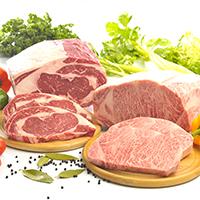 前沢牛サーロインステーキ&いわて短角和牛サーロインステーキ〔各200g×1枚〕岩手県 アリメント