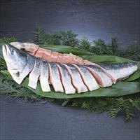 北海道産銀毛新巻鮭姿切身
