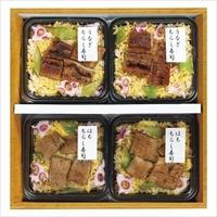 徳島「吟月」 うなぎと鱧のちらし寿司