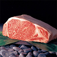 山形農業協同組合 冷蔵 山形牛ステーキ 霜降りロース 360g〔180g×2枚〕