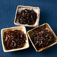 カネハツ食品 手づくりの温かみ ニッポンのおふくろの味 減塩昆布3種セット〔3種×各2〕