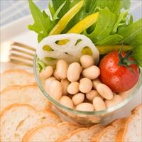 カネハツ食品 大容量 リピーターセット 乳酸菌が入った蒸し大豆 30袋セット〔100g×30〕