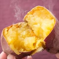 サラダファイブ 濃い甘みとなめらか食感 茨城県産 ブランド紅はるか(紅ゆうか)生芋 Lサイズ 〔2kg〕