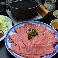松坂まるよし お祝いやおもてなしにも喜ばれる美味しさ 松阪牛しゃぶしゃぶ ロース肉 肩ロース肉〔200g〕