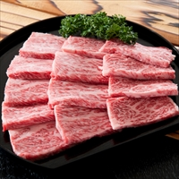高橋畜産食肉 ブランド和牛 山形牛 焼き肉セット バラ肉とモモまたは肩肉〔牛肉300g・肉だれ300ml〕