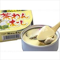 こまち食品工業 業界初の缶詰タイプ 茶わんむし2種〔比内地鶏入り茶わんむし90g×3・海鮮茶わんむし×3〕