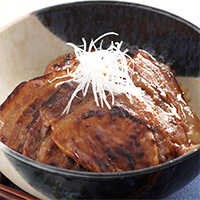 北海道産豚肉100% こだわり十勝豚丼の具4袋セット〔135g×4〕