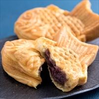 十勝たい焼き 20尾 〔(たい焼き90g×5)×4袋〕 北海道 和菓子