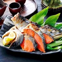 紅鮭半身切身 〔800g〕 紅鮭 冷凍 北海道 江戸屋