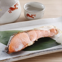 紅鮭切身・時鮭切身セット 〔紅鮭80g×4・時鮭80g×4〕 紅鮭 時鮭 冷凍 北海道 江戸屋
