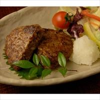 東京帝神 神戸牛100%使用 洋食の王様 贅沢ハンバーグ 4個入〔120g×4〕