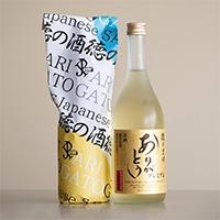 OrganicGarden 美味しい関係 純米酒 徳の酒 ありがとう プレミアム 徳島県産 自然栽培米 日本酒〔720ml〕