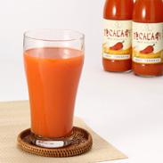 生でも甘い!美味しいにんじんジュース6本セット | 株式会社生産者連合デコポン・千葉県