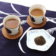 からだ喜ぶ、ノンカフェインふわりと香り立つ因島杜仲茶 | 有限会社セカンドグリッド・広島県