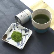 京都一番茶葉100%使用 お抹茶まっちゃ 薄茶「刀」 | 有限会社セカンドグリッド・広島県