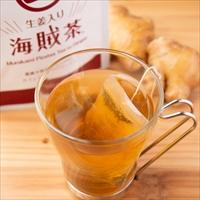生姜入り海賊茶 ティーバッグ 〔1.5g×16〕 広島県 お茶 尾道土産 セカンドグリッド