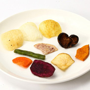 ミネラル豊富な塩を使った野菜のお菓子セット | 沖縄特産販売株式会社・沖縄県