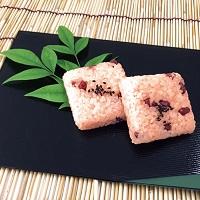 佐徳 山形県庄内産もち米「出羽のもち」と「小豆」で風味豊か 無添加 冷凍 赤飯おこわ〔70g×12〕