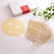 豆乳の力でうっとり素肌 生ゆばフェイスパック | 株式会社i-on・千葉県