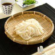 塩を一切使わず 熱湯でこねあげて作られた つるっと滑らか 本格湯ごね 『播州うどん』 | はりま製麺株式会社・兵庫県