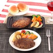 びらとり和牛&黒豚ハンバーグの 食べ比べセット(各180g×3) | びらとり和牛専門店くろべこ・北海道