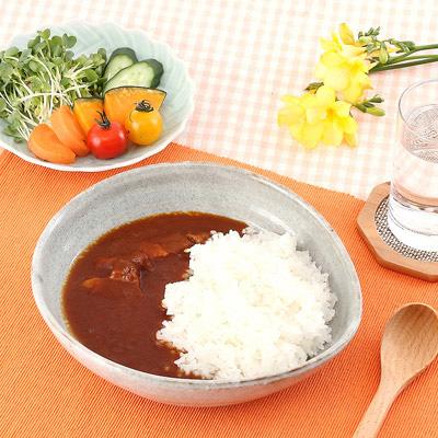 平取の美味しさがミックス! びらとりトマトカレー黒豚入り | JAびらとり・北海道
