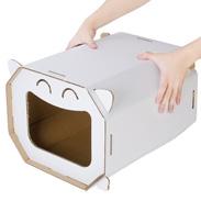 ペットオーナーと猫ちゃんが萌える! にゃんハウス(ボックスタイプ) | 有限責任事業組合ヒラメック・栃木県