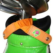 ゴルフクラブ用保護具 シャフトリボン 革工房フルサワ・栃木県