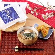 特殊製法で乾燥、即席タイプに お湯を注ぐだけの 稲庭うどん4食セット | 稲庭吟祥堂本舗・秋田県