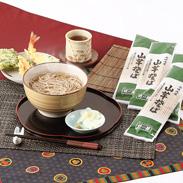 昔ながらの素朴な味わい〈山芋そば〉10セット | 株式会社叶屋食品・群馬県