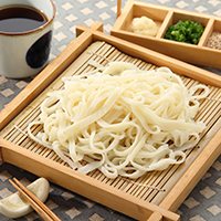 乳酸菌入りうどんセット〔麺300g×10パック〕