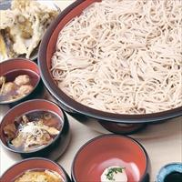 一番挽きそば 16人前 〔(180g×2)×4〕 日本そば 麺類 群馬 叶屋