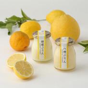 檸檬と八朔ぷりん詰め合わせ | 万汐農園・広島県