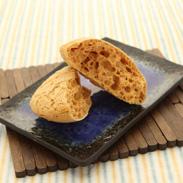 ふんわりとした口溶けが郷愁を誘う 昭和の味 かるめ焼き 1個 | 株式会社大橋製菓・栃木県