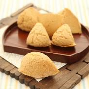 ふんわりと甘い 懐かしい昭和の味を ひと口サイズで ちいさなかるめら | 株式会社大橋製菓・栃木県