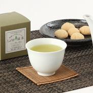 健康しょうが茶シリーズ 緑茶と生姜で胃の調子を整える! 〈 生姜緑茶 〉 | 長治園・茨城県